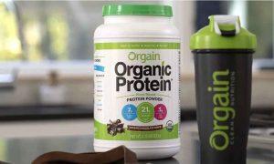 Photo of Orgain Plant-Based Protein Powder